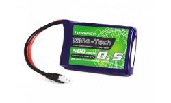 Turnigy nano-tech 500mAh 1S 25~50C Lipo Losi Mini