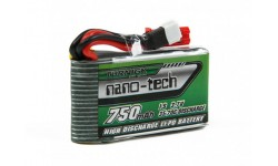 Turnigy nano-tech 750mAh 1S 35~70C Lipo
