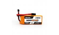 CNHL MiniStar Lipo 1800mAh 14.8V 4S 120C(Max 200C) XT60