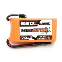 CNHL MiniStar 650mAh 14.8V 4S 70C XT30