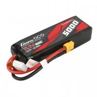 Gens Ace 3S 5000mAh 11.1V 60C XT60 Short-Size