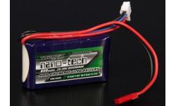 Turnigy nano-tech 850mah 2S 25~40C Lipo Pack w/ JS