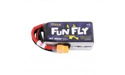 Tattu FunFly 4S 1300mAh 100C 14.8V lipo