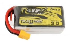 Tattu R-Line V3.0 4S 1550mAh 14.8V 120C XT60