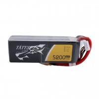 Tattu 4S 5200mAh 14.8V 35C Lipo  XT60