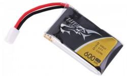 Tattu 1S 600mAh 3.7V 25C Molex plug