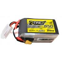 Tattu R-Line 6S 650mAh 22.2V 95C XT30