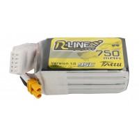 Tattu R-Line 4S 750mAh 14.8V 95C XT30