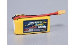 ZIPPY Compact 1000mAh 3S 35C Lipo