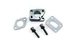 Manifold Aluminio ADA corto