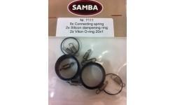 Samba Kit Resortes
