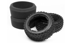 Dirt Buster Block Tire M Front