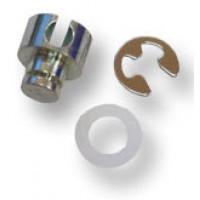 Acople Eje Carburador p/Cable