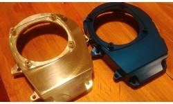 Tapa Metalica Ventilador CNC