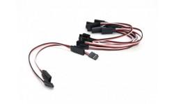 Cable extensión de Servos 15cm