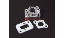 Manifold Aluminio p/G320
